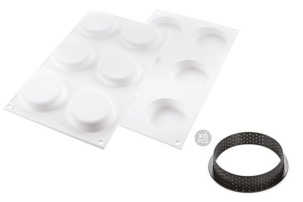 KIT TARTE RING KLASSIK Ø 70 mm