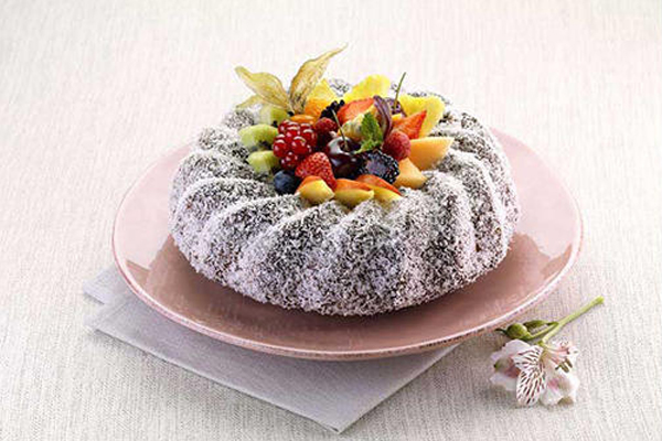 Sft224 Savarin Cake