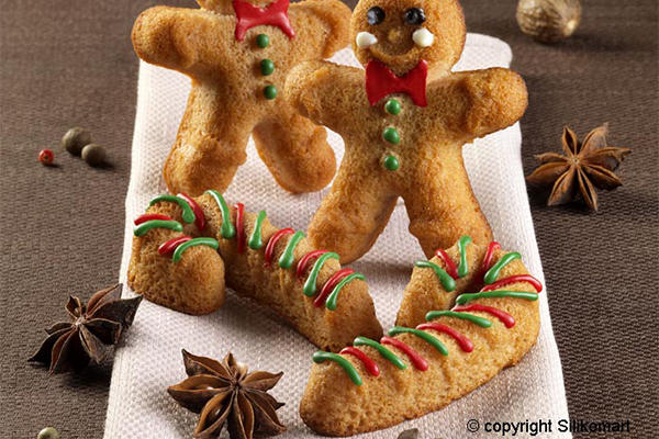 SF106 GINGERBREAD MAN