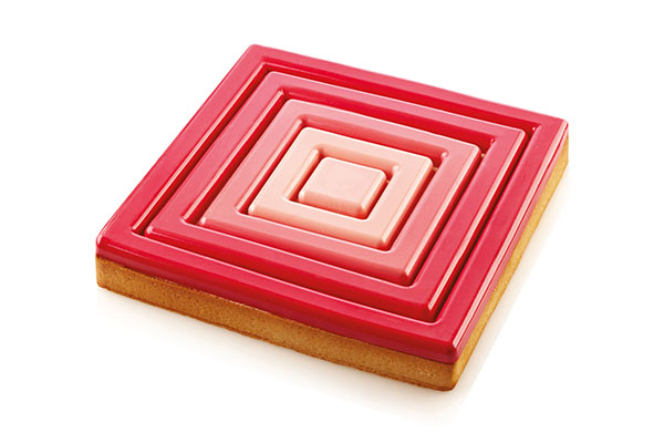 Tarte Ring Square 200x200 H20 mm