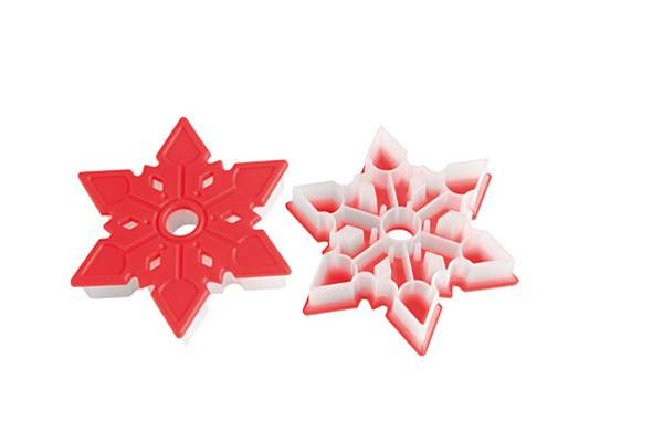 Acc098 Snow Flake Baby Cutter