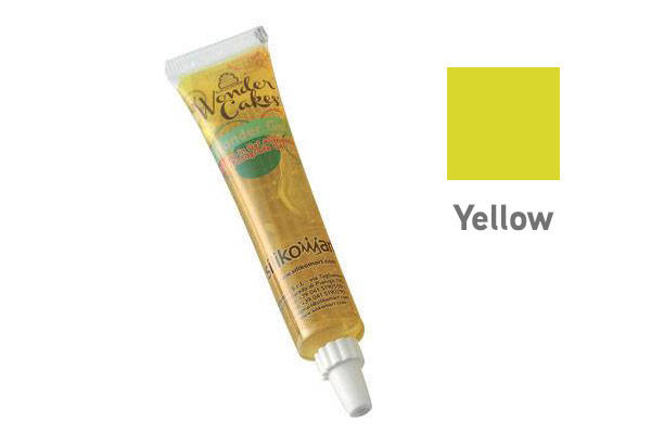 Wondergel 25 gr giallo