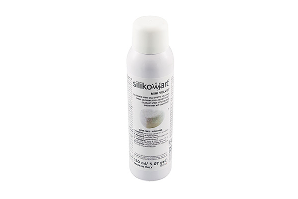 Velvet mini spray  Bianco