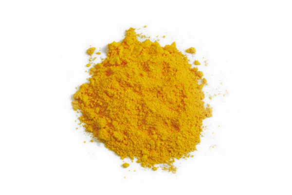 Colorante in polvere liposolubile giallo 25 gr