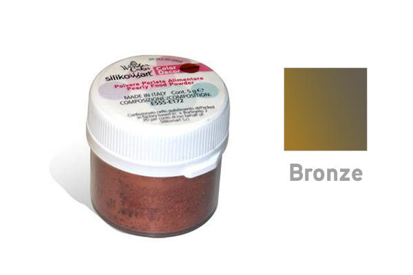 CPD002 COLOR DECOR 5GR PERLATO -BRONZO