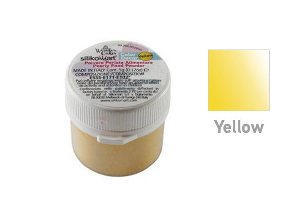 CPD006 COLOR DECOR 5GR PERLATO - GIALLO