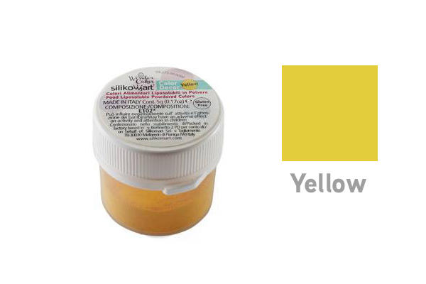 CLD003 COLOR deCOR 5GR LIPOSOLUBILI – GIALLO