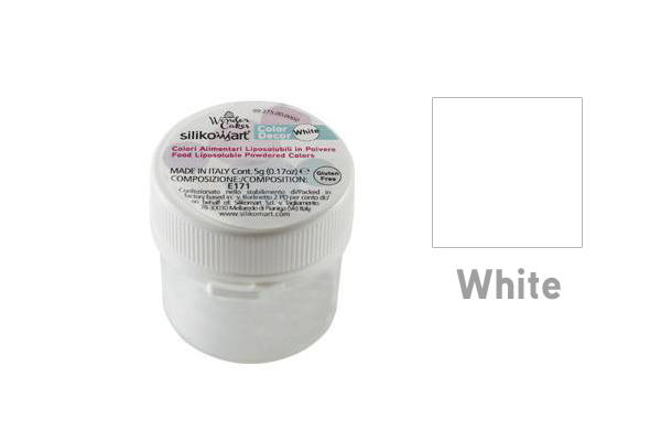 CLD005 COLOR deCOR 5GR LIPOSOLUBILI – BIANCO