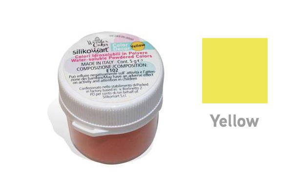 CID003 COLOR deCOR 5GR IDROSOLUBILI – GIALLO