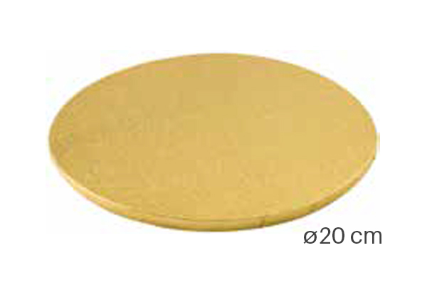 Cake Boards Drums Round Ø20 cm