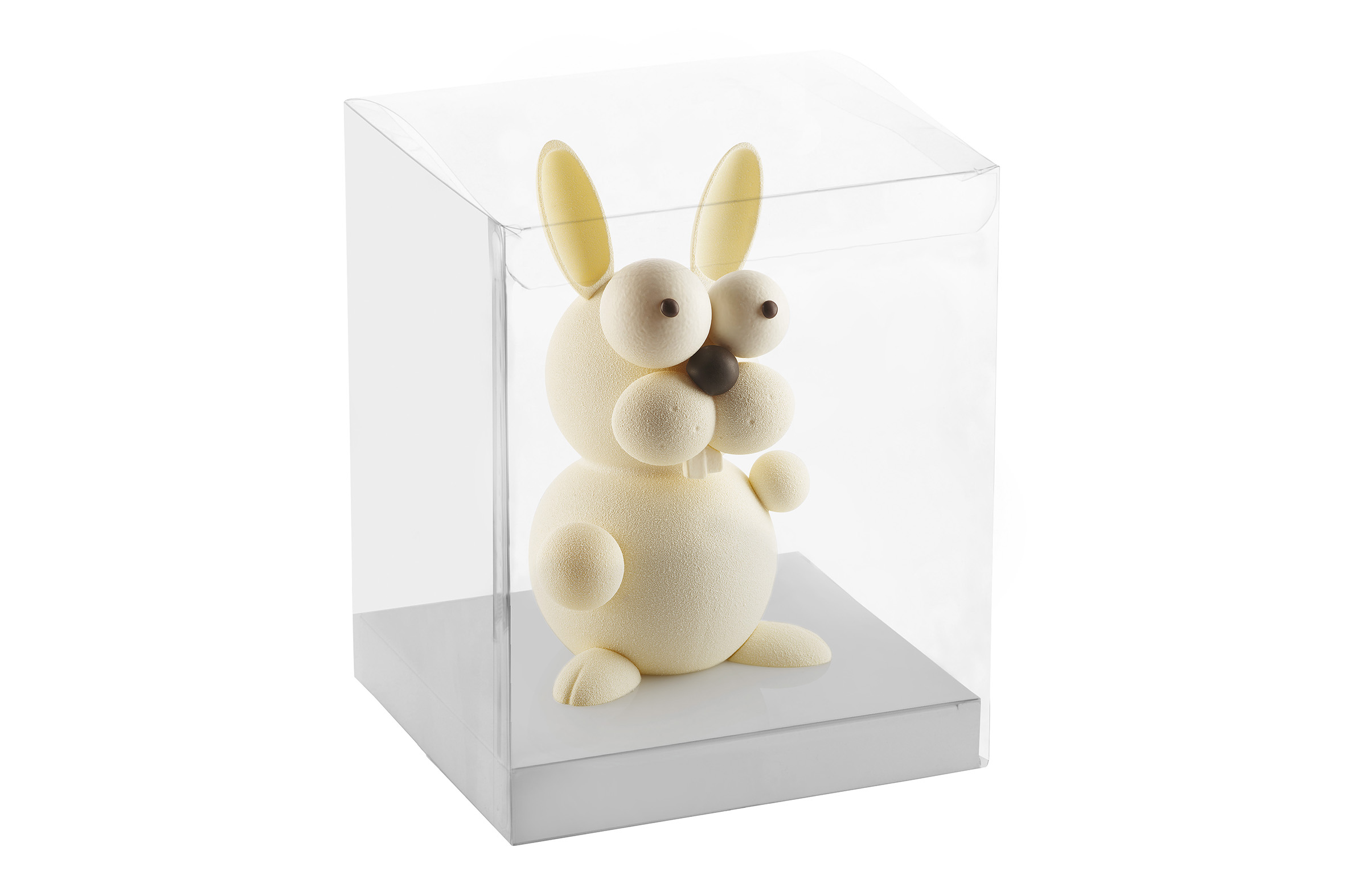 SET 25 BOX PER KIT BUNNY E RUDOLF 19X16X30 CM PET