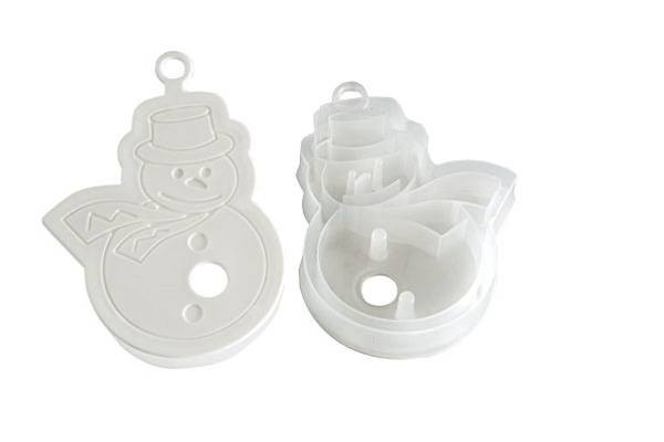Acc097 Snow Man Baby Cutter